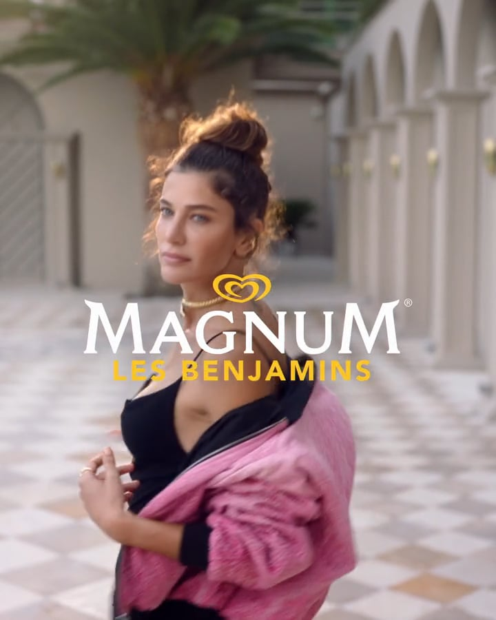 MAGNUM x LES BENJAMINS // Collaboration Campaign  - Feed Copy - 33